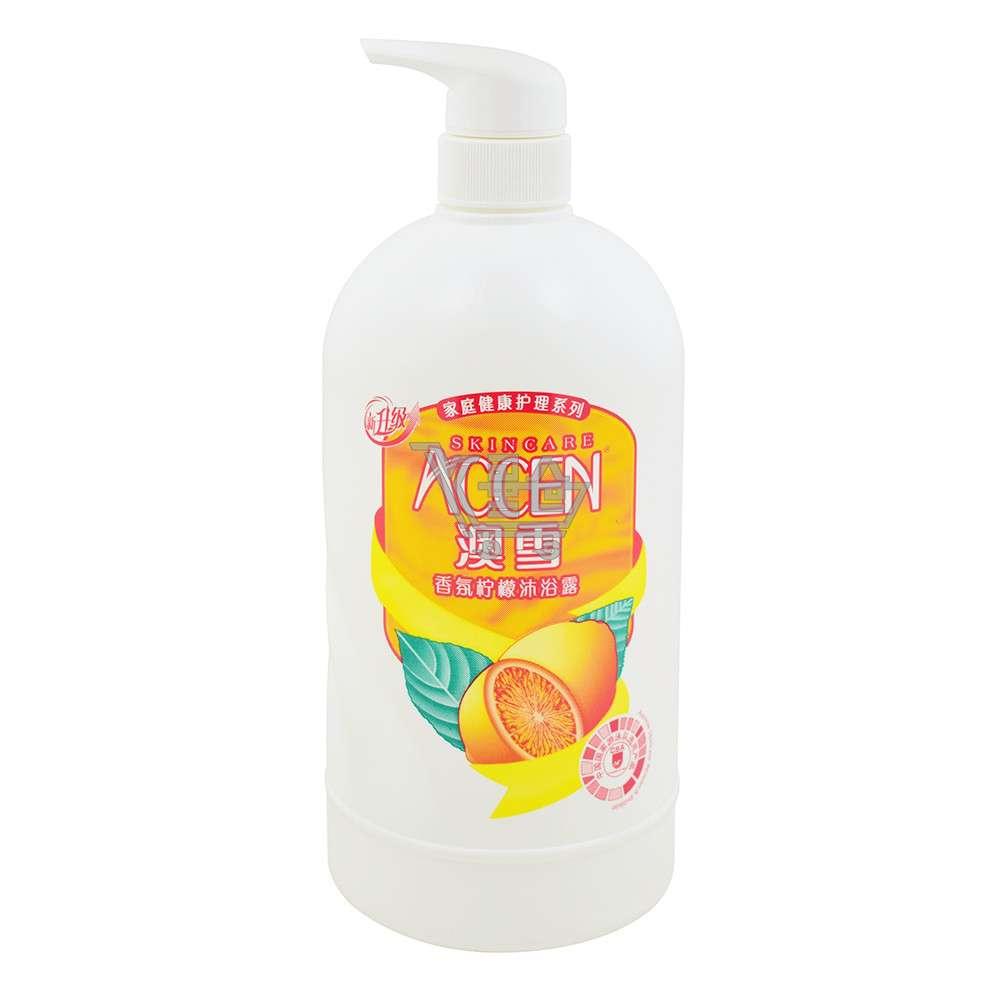 900g澳雪园瓶沐浴露(柠檬)